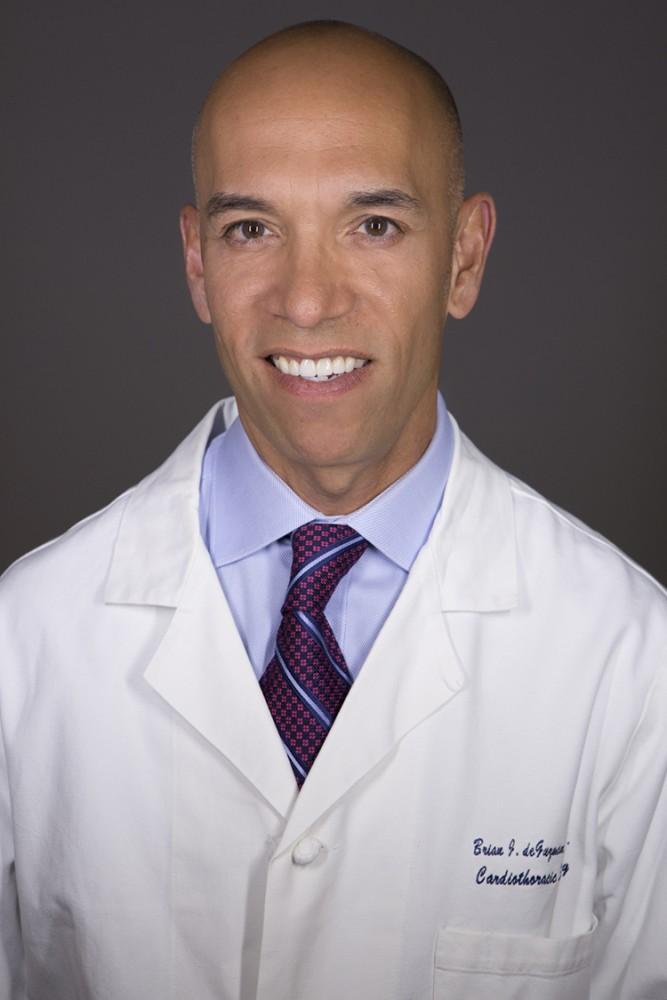 Brian deGuzman MD