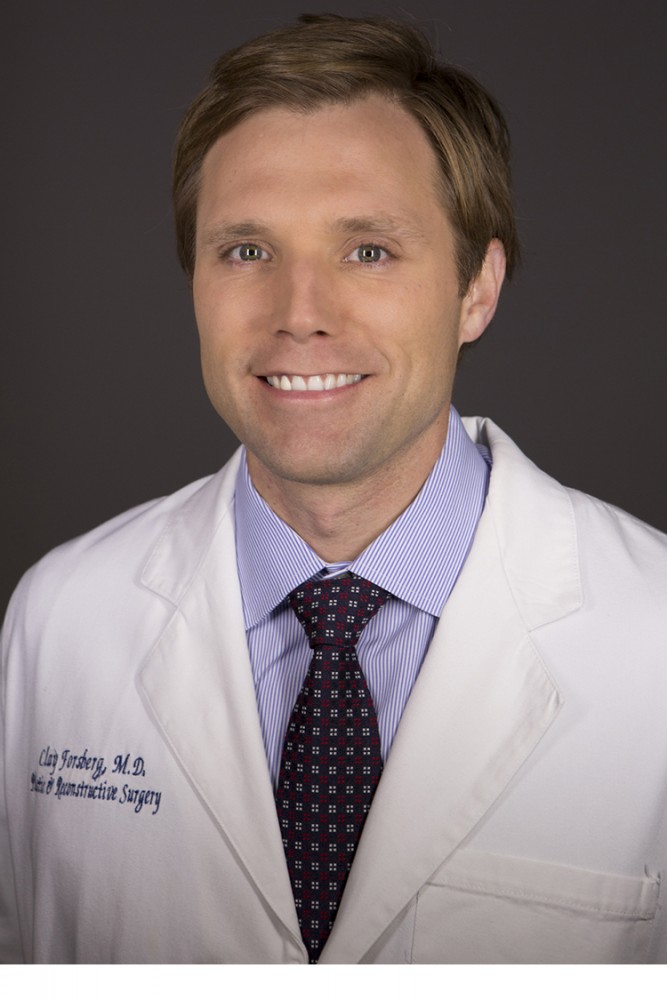 Clay Forsberg MD
