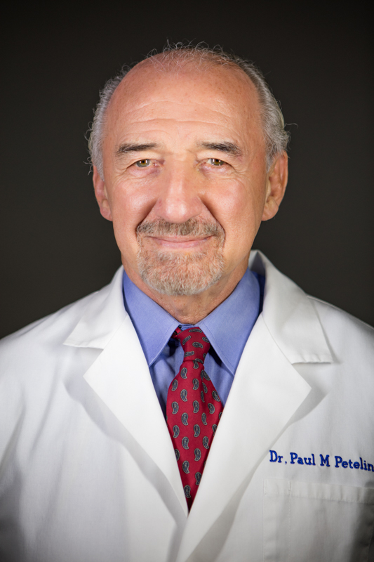Paul Petelin Sr., MD